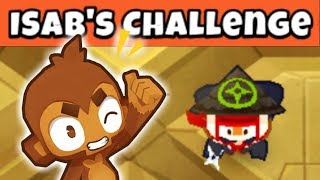 Can You Beat My ADVANCED Challenge In Bloons TD 6?