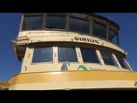 Sydney Harbour Ferries 28 2 2018