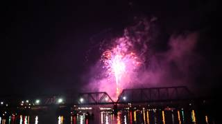 4th of July on the Ouachita River