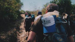 Action Against Hunger Nepal Trek 2017