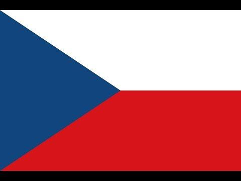 Флаг Чехии.