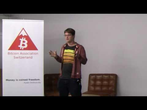 Zurich Bitcoin Meetup: Peter Todd Q&A