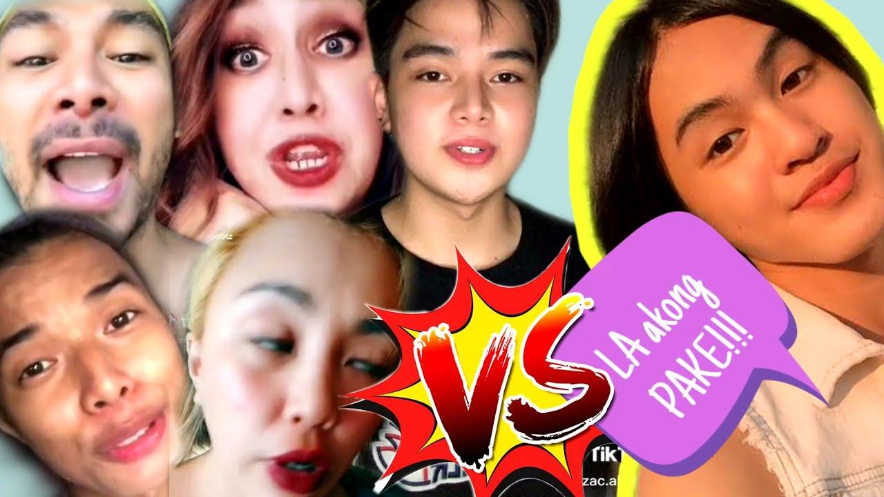 Vloggers Reaction Video to BUKNOY GLAMURRR