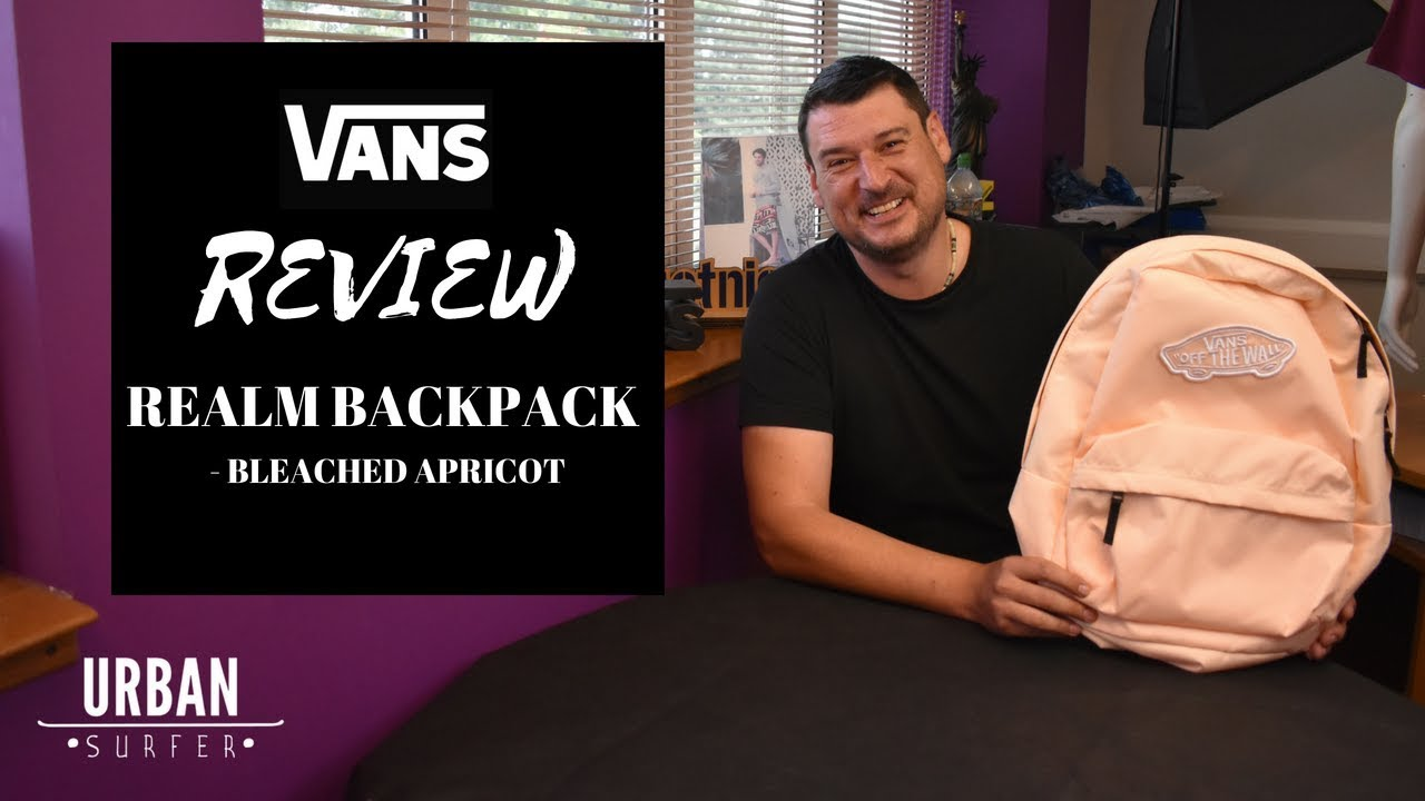 1f8e1539b38 Vans Realm Backpack | Product Review - YouTube