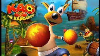 ESTILO CRASH BANDICOOT | Kao the Kangaroo Round 2 (Gameplay em Português PT-BR)