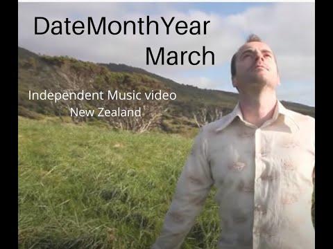 March - DateMonthYear