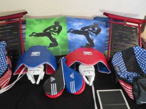 Tae Kwon Do Equipment For Sale