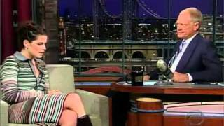 Neve Campbell in The Late Show With David Letterman 6 9 04
