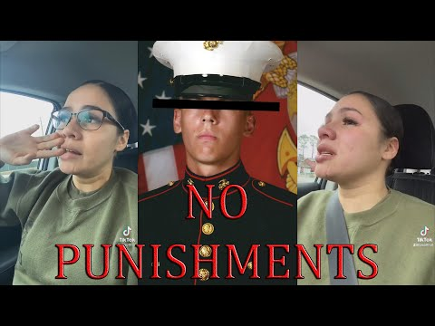 US MARINE Honorably Discharged After Sexually Assaulting Female Marine *WARNING*