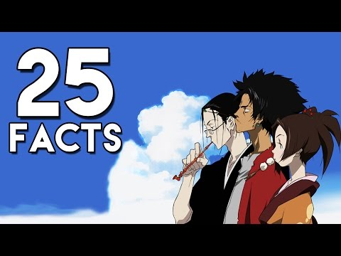 25 Facts About Samurai Champloo (25 Facts)