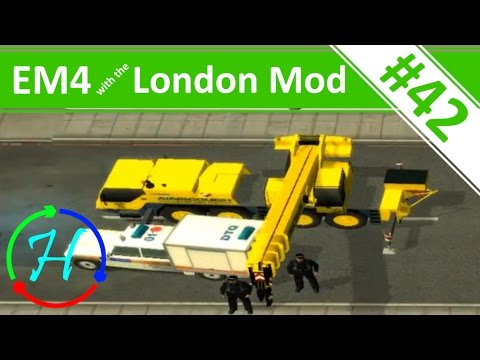 Cars: Underwater & Stolen! - Ep.42 - Emergency 4 - London Mod Continuous Gameplay - London Mod V1.3