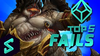 Top Fails of the Week in Heroes of the Storm | Ep. 17 w/ MFPallytime | HotS Top Fails