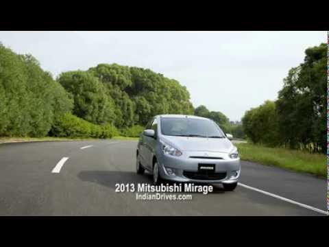 2013 Mitsubishi Mirage - New City Car