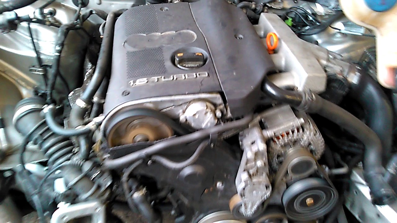 Audi A 4 1 8 T Referencia Motor Bfb