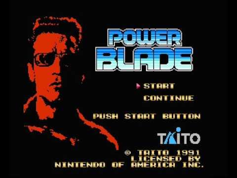 Kinuyo Yamashita - Power Blade - Sector 6