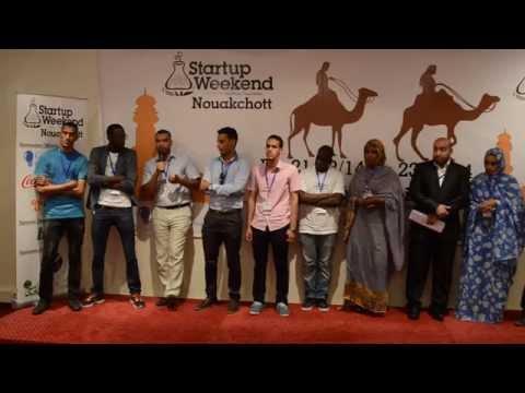 Startup Weekend @Nouakchott 2014