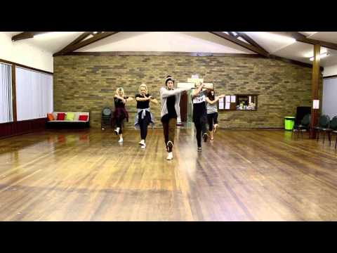 'Bad Blood' Taylor Swift Ft Kendrick Lamar Choreography - Sam Griffin