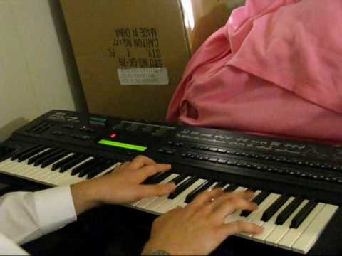 Doogie Howser MD Theme Song - Played on Yamaha DX7 Keyboard
