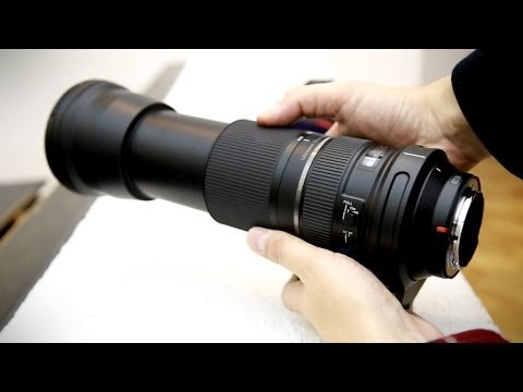 Tamron 150-600mm f/5-6.3 VC USD lens review with samples (full-frame ...
