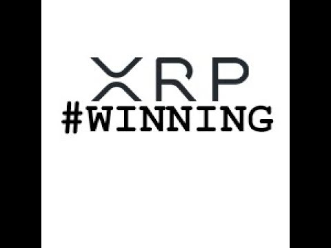 Ripple XRP Is Winning.  Bitcoin Is Becoming A Joke.