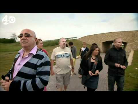 Coach Trip | Hill Of Crosses | Channel 4