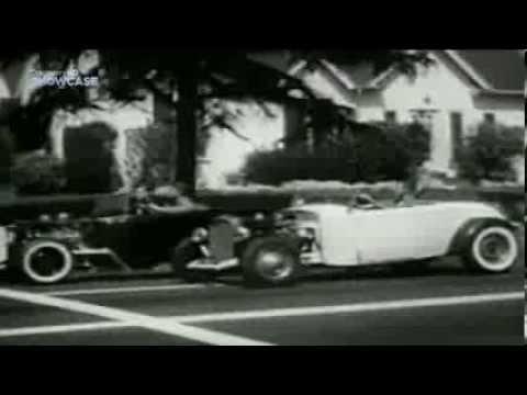 """Легендарные Американские Хот Роды """" В начале... """" ч.2  S01E02 RUS"""