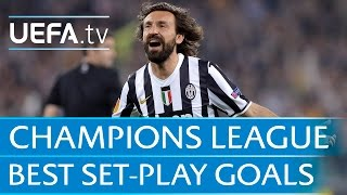 Pirlo, Gerrard, Casemiro: Top 5 UEFA Champions League set pieces