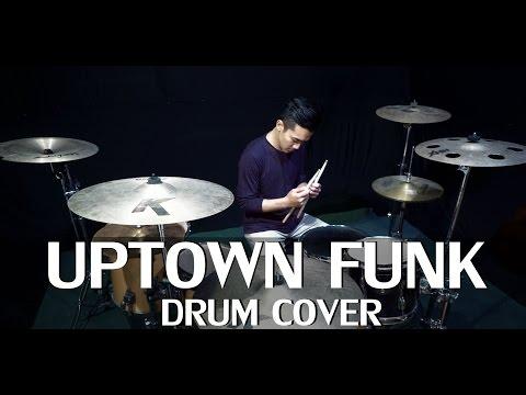 Mark Ronson - Uptown Funk ft. Bruno Mars - Drum Cover - Ixora (Wayan)