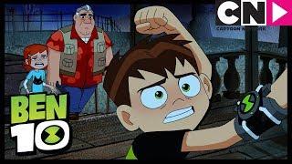 Un Hotel da brivido | Ben 10 Italiano | Cartoon Network