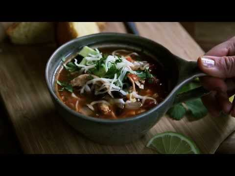 How to Make Southwestern Turkey Soup | Soup Recipes | Allrecipes.com
