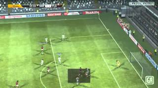 Pro Evolution Soccer 2013 - PC Gameplay HD