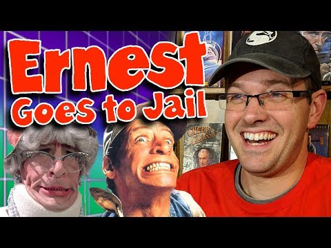 Ernest Goes To Jail - Jim Varney's Most Electrifying Performance - Rental Reviews