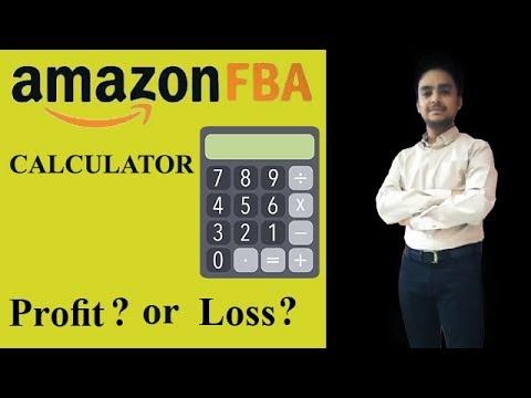 amazon fba calculator india