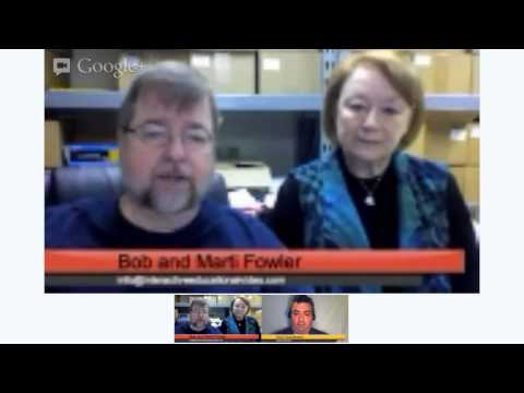 HOA with Bob & Marti Fowler of Practical Technical Theatre DVD Series