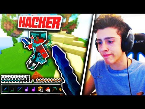 PLEASE REPORT THESE HACKERS! (Minecraft Hypixel Skywars)