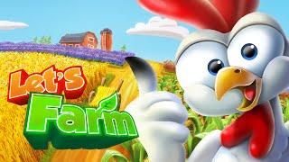 Let's Farm Game Trailer (Official) screenshot 4