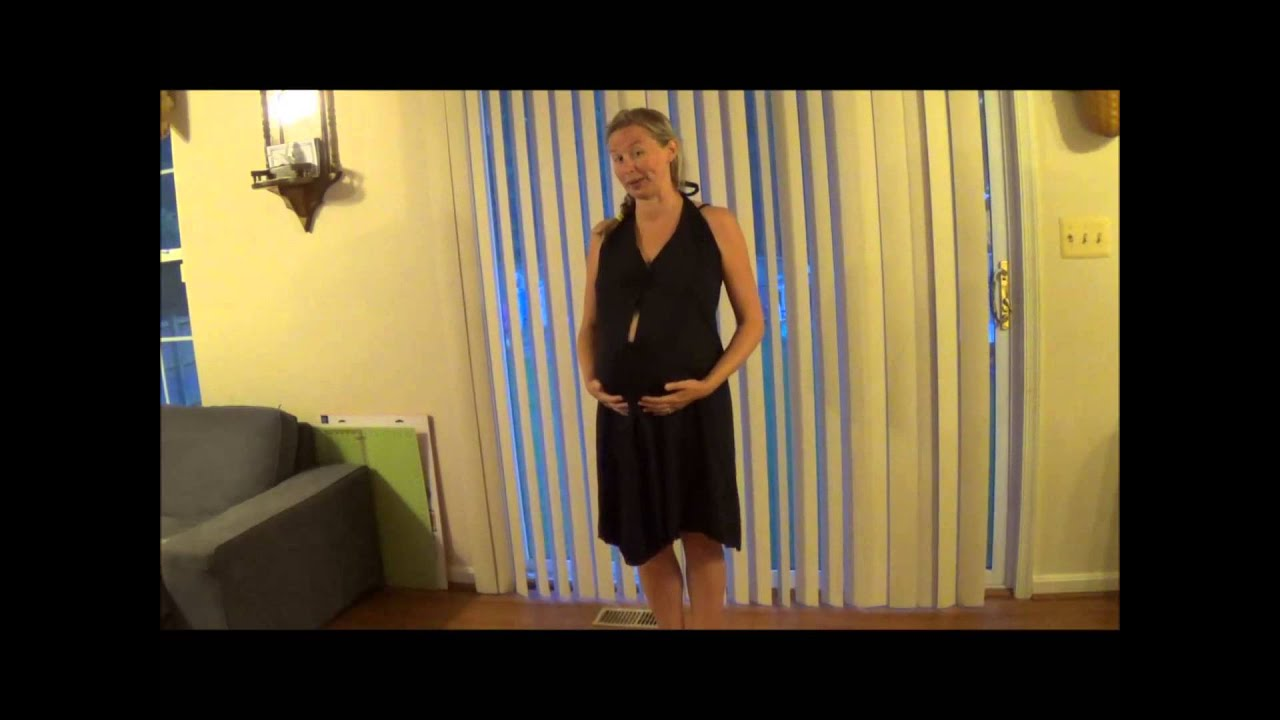 REVIEW! My Pretty Pusher Gown - YouTube