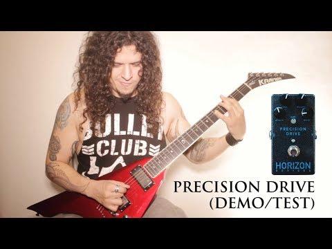 Horizon Devices Precision Drive Demo / Test!!!