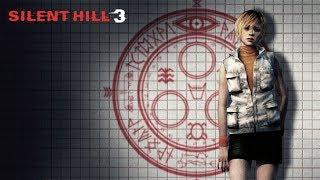 Прохождение Silent Hill 3. Первый стрим.