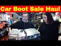 Car Boot Sale Haul - How to sell on ebay - Ebay reselling