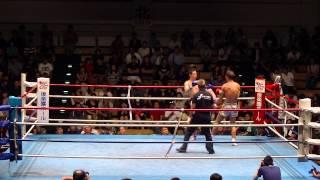 2015.08.23 J-Kick 大竹将人 vs 栄基