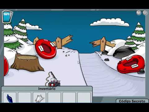 o resgate da avalanche club penguin