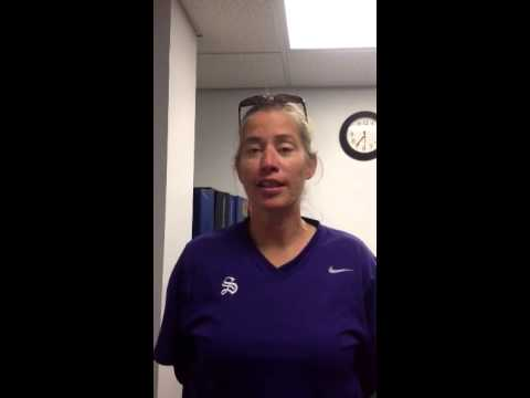 Sewanee Field Hockey Post-game interview - Transylvania