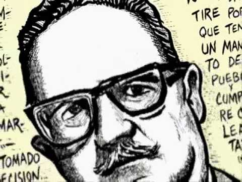 A La Memoria De Salvador Allende Caricatura Eduardo Soto El Metiche Tema P Milanes Youtube