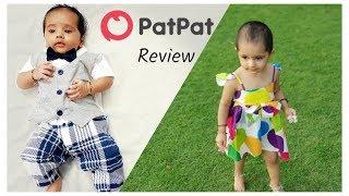 PATPAT CLOTHING REVIEW | Try on Haul | Baby Summer lookbook | Mom N Me