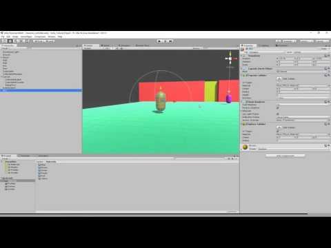 Unity Tutorial 4.0 NPC with Dialog - Third Person Platformer