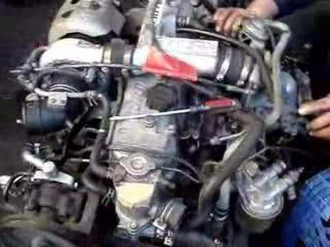 Toyota Land Cruiser 13b Turbo Youtube