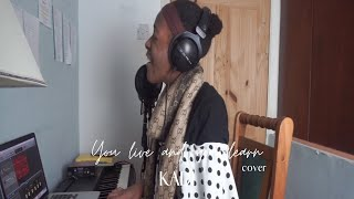Maria Mena - You Live And You Learn (cover)
