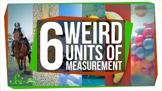 6 Weird Units of Measurement We're Still Using for Some Reason