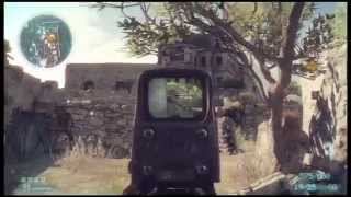 Medal Of Honor(PS3) - Combat Mission - Helmand Valley (G3 CRUISE)